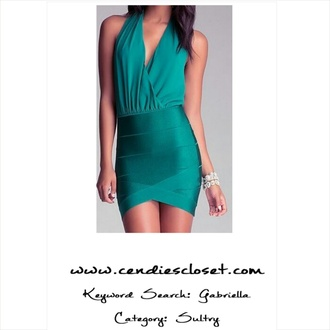 dress bandage dress teal dress teal skirt @cendiescloset