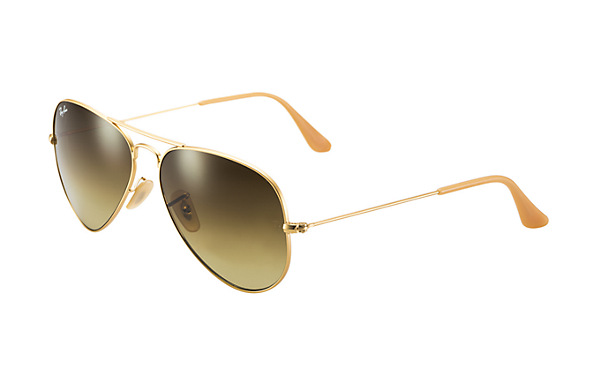 aviator ray ban rb3025  Ban RB3025 112/85 58-14 Aviator Gradient Sunglasses