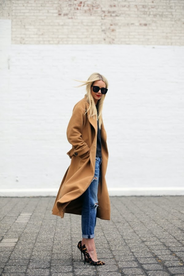 atlantic pacific coat sweater shoes sunglasses bag