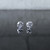 Brilliant Cut 8mm Solitaire Stud Earrings | Vavoo