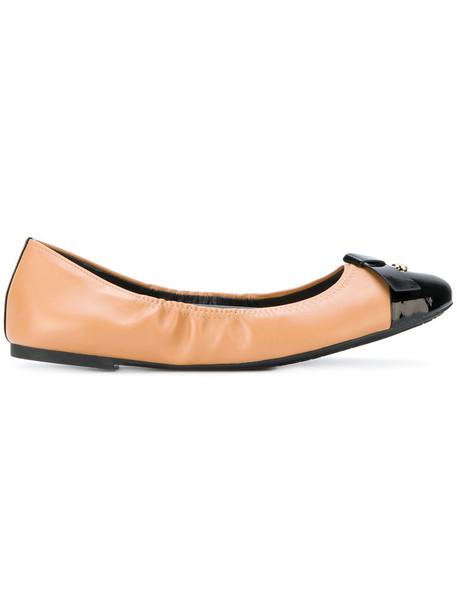 MICHAEL Michael Kors women shoes leather brown