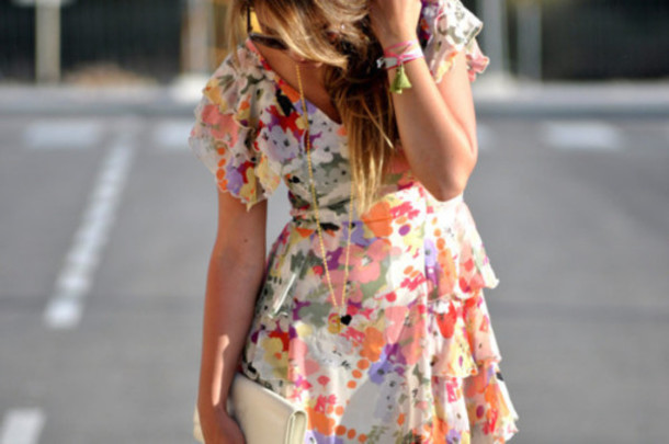 dress printed yellow dress red dress pink dress purple dress green dress blue dress