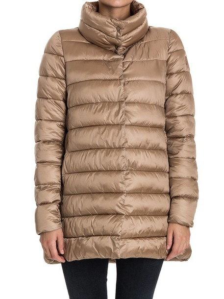 jacket down jacket beige