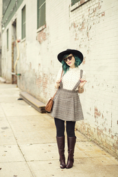 keiko lynn,blogger,bag,sunglasses,shirt,skirt,shoes,hat