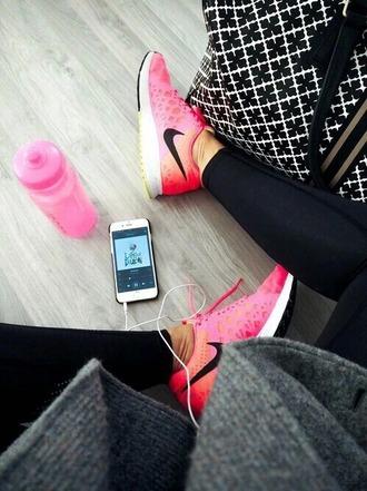 shoes nike shoes rose nike running shoes