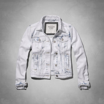 Annabel Denim Jacket on Wanelo