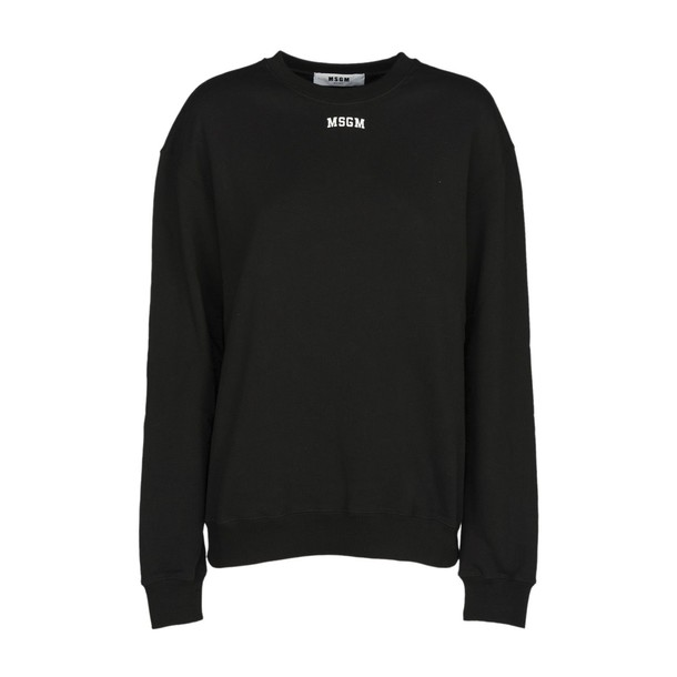 MSGM sweatshirt black sweater