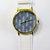 Arrow Watch, Vintage Style Leather Watch, Women Watches, Boyfriend Watch, Men's watch, white, gray, bohemian