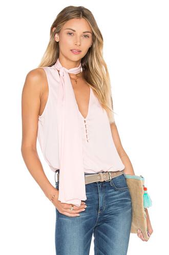 blouse blush