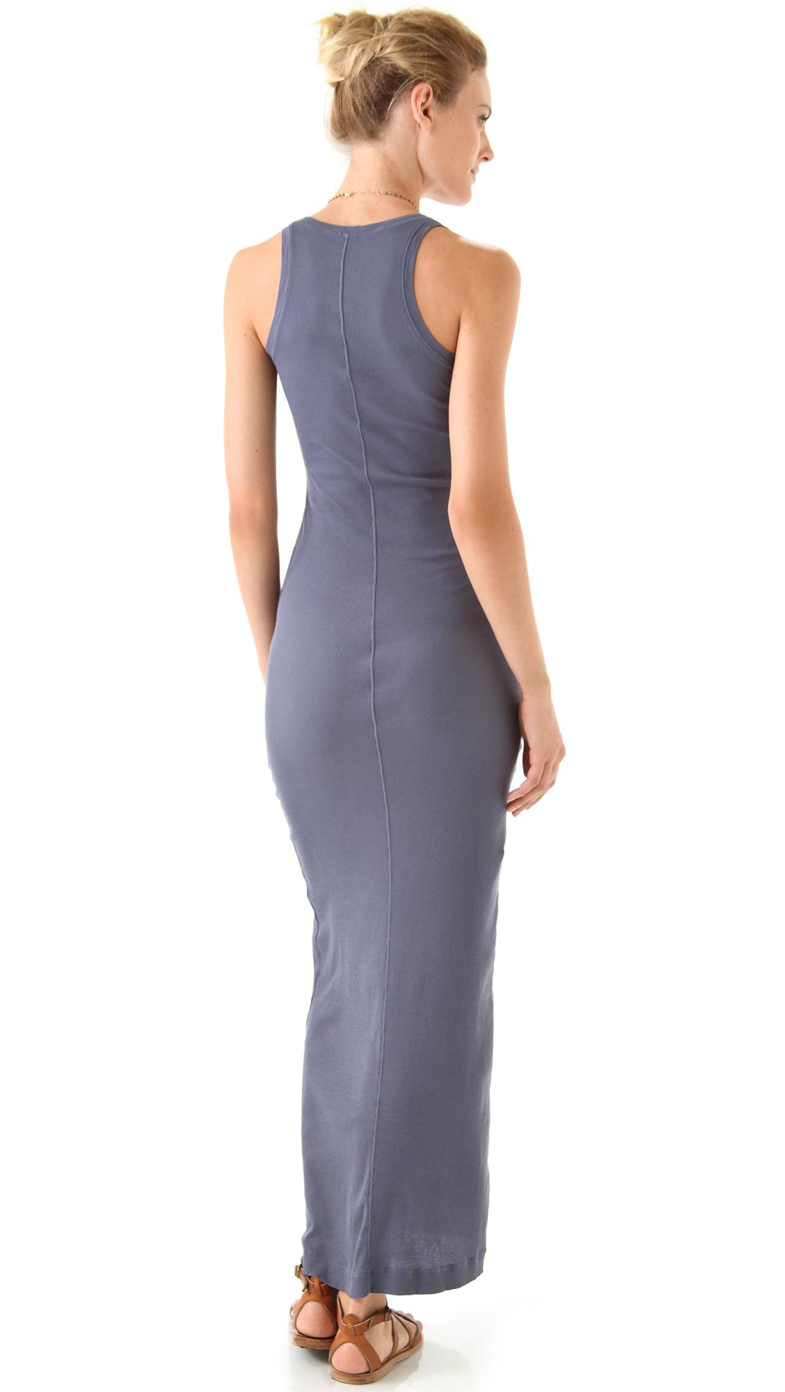 Splendid Ribbed Maxi Dress | SHOPBOP