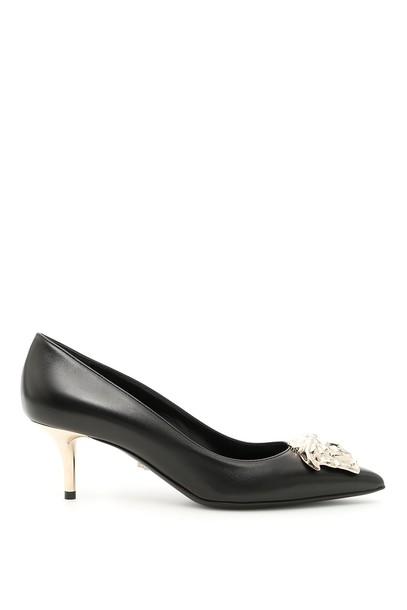 VERSACE pumps shoes