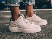 shoes,white,nike,sneakers,nike air,leather