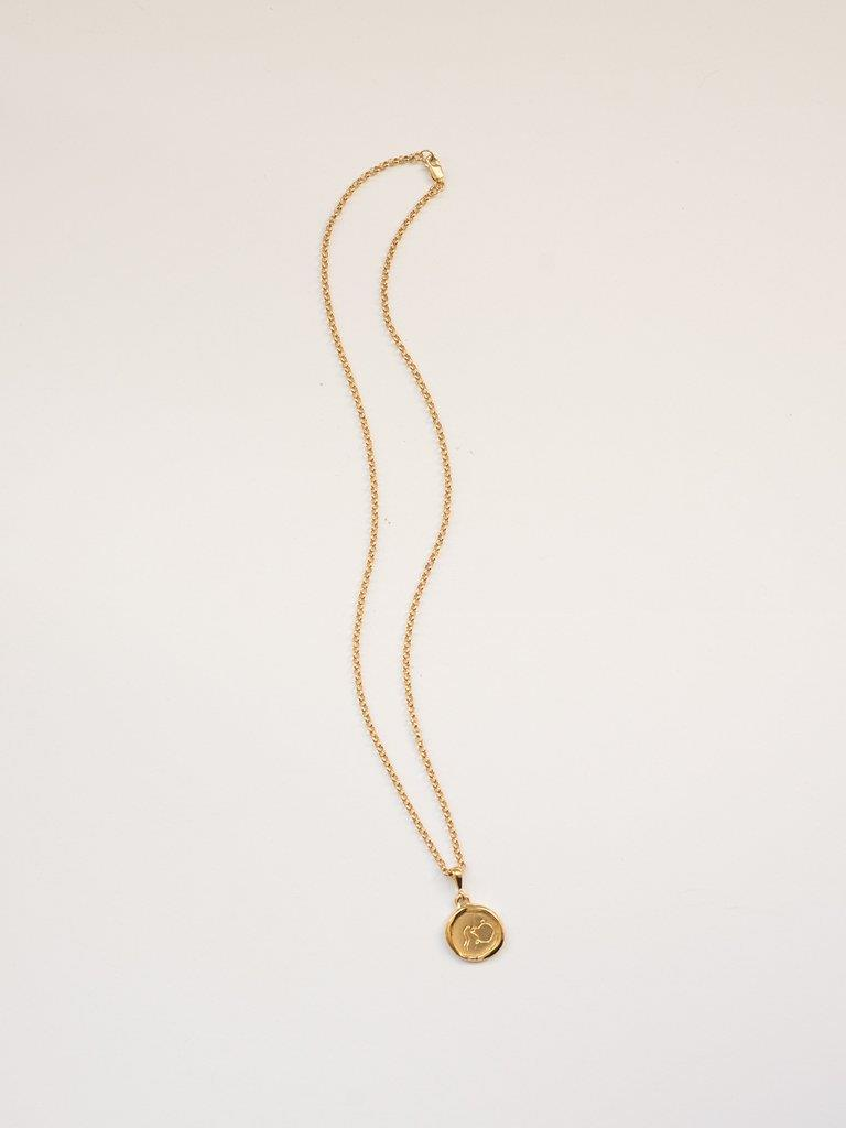 Your Sign Zodiac Necklace