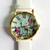 jewels,watch,handmade,style,fashion,vintage,etsy,freeforme,mother's day,father's day,fathers day,gift ideas,summer,spring,shabby chic,chic,shabby,floral,flowers