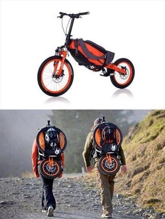 backpack bike home accessory travel summer sports