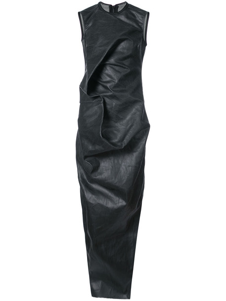 Rick Owens dress women cotton black