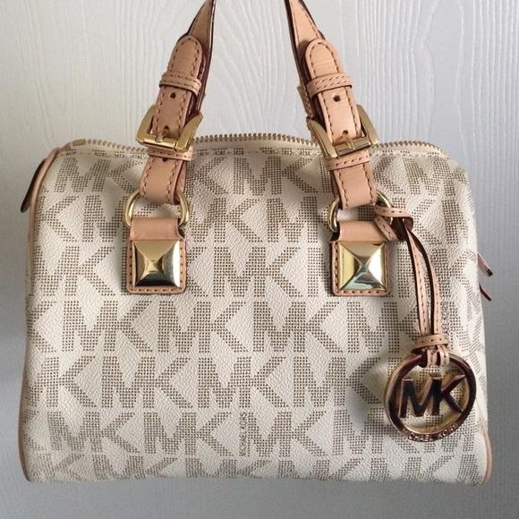 38% off Michael Kors Handbags Michael Kors Vanilla Grayson