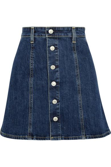 The kety denim mini skirt