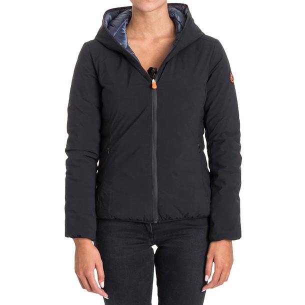 Save The Duck blazer women black jacket