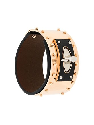 studded women shark black jewels