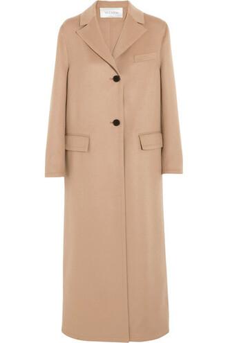coat wool neutral