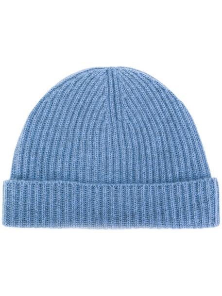beanie blue hat