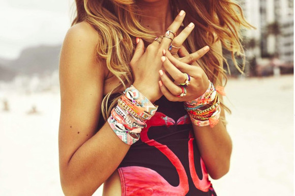 festival boho beach aztec jewels bracelets hipanema france jewelry bracelets tourquise rio de janeiro jewelry, bracelet, ring, girly http://www.hipanema.com