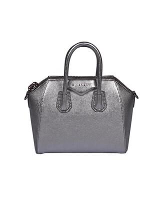 mini bag mini bag silver