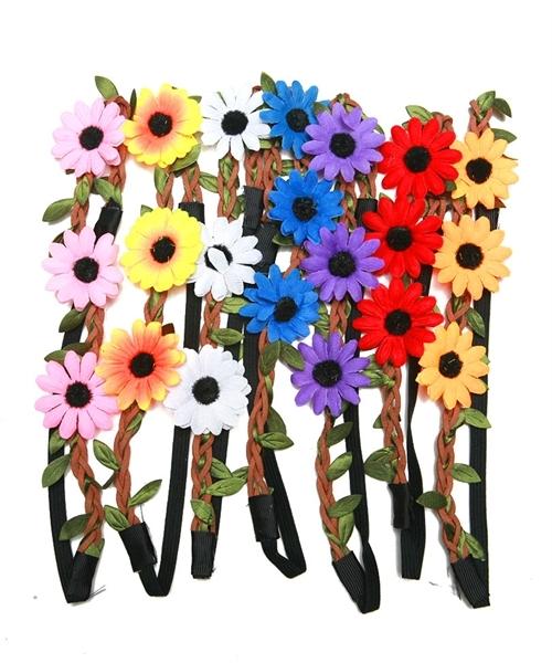 Bodycandies ? flower daisy headband