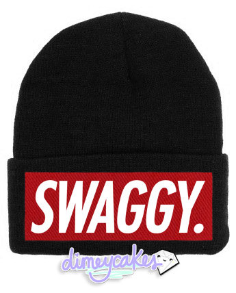 Swaggy Justin Bieber Beanie by Dimeycakes on Etsy