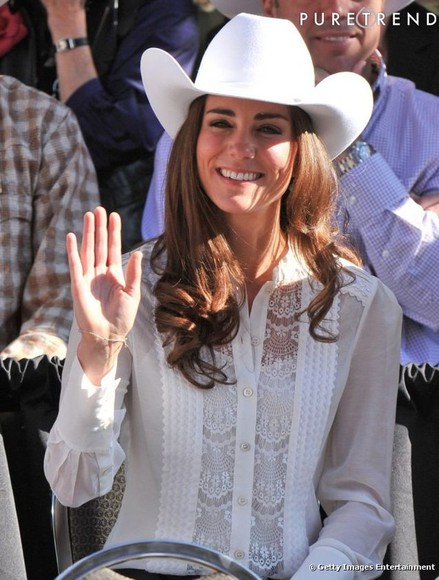 kate middleton blouse white blouse