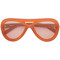 Derek lam - charlotte sunglasses - women - acetate - one size, yellow/orange, acetate