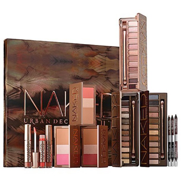 make-up naked urban decay