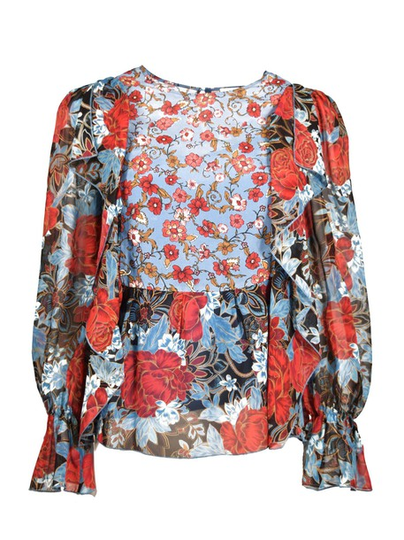 See by Chloe blouse floral top