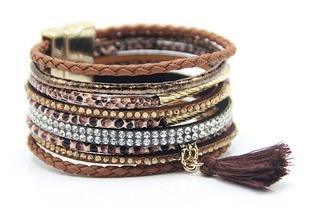 swimwear wrap bracelet