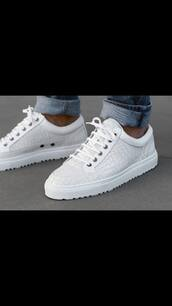 shoes,white,sneakers,fresh trainers,trainers,white sneakers,snake print,creps,style,croco,snake