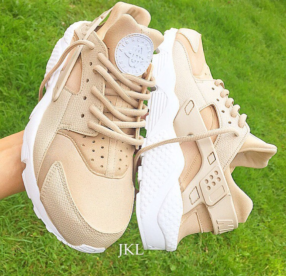 save off outlet attractive price Khaki NUDE Nike Air Huarache, Army Huarache, Khaki Huarache ...