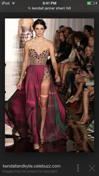 kendall jenner prom dress dress