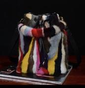 bag,multi color