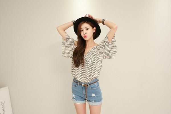 blouse pattern blouse
