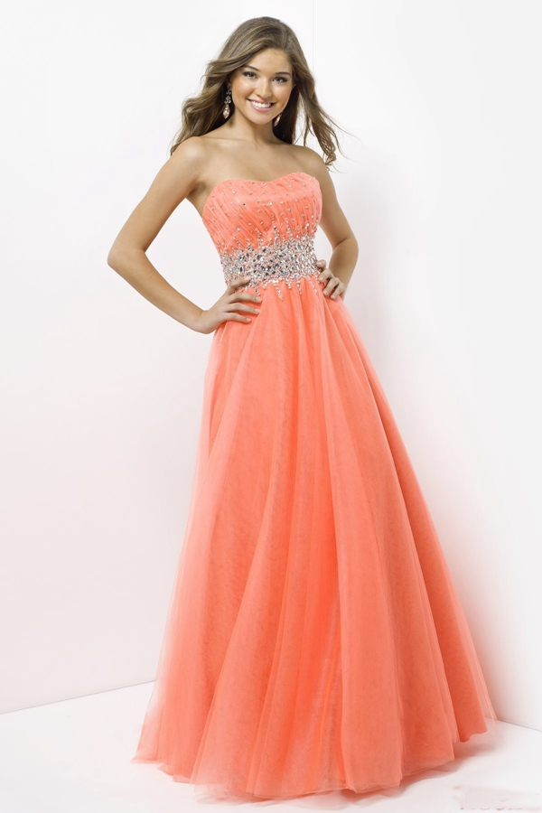 Exquisite sweetheart neckline puffy floor length jade green tulle marine ball dresses with beads $195.00