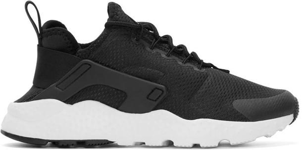 Nike run sneakers black shoes