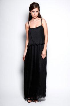 Maxine pleat maxi dress at boohoo.com