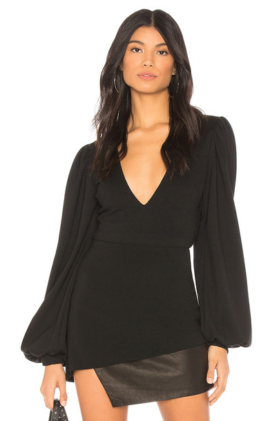 Chrissy Teigen bodysuit black underwear