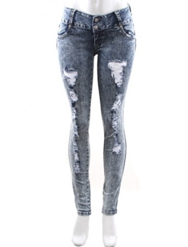 Low Cut Jeans | Clothing | Womens Clothing, Shoes, Jewelry & Plus Sizes | B. De'Lish