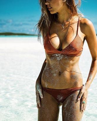 swimwear acacia swimwear bikini mesh