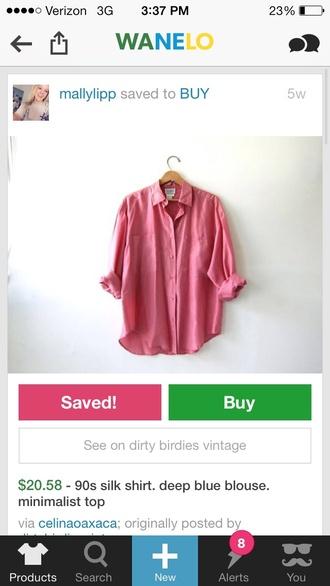 blouse top shirt button up shirt button up blouse