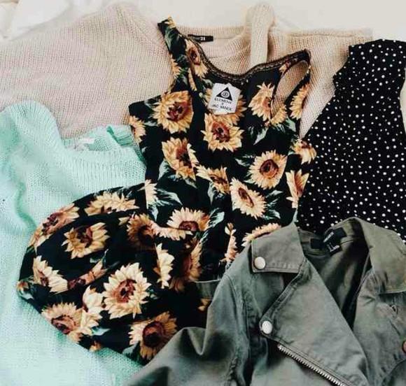 sunflower sunflower dress