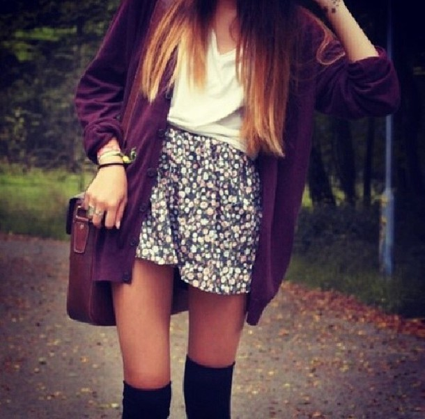 jacket skirt bag underwear shorts