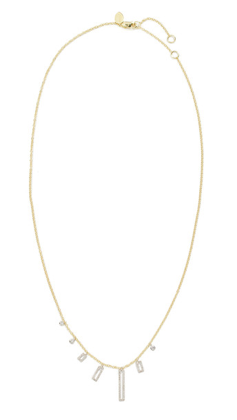 Meira T 14k Lauryn Necklace in gold / yellow